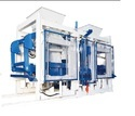 Fully Automatic High Production Block and Brick Machine