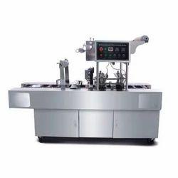 Automatic Tray Sealing Machine