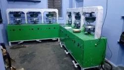 Semi Automatic Areca Leaf Plate Machine