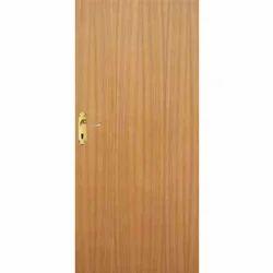 Standard One Side Teak Veneer Panel Door