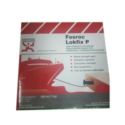 Lokfix P -Polyester Resin Rebarring Anchor Grout- Fosroc Make
