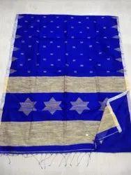 Star Ghicha Anchal Handloom Saree