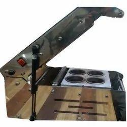 4 Glass Sealing Machine