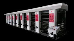 5 Color Rotogravure Printing Machine