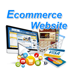 E Commerce Website Design, Global