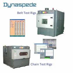 Power Transmission - Belt Test-Rig / Chain Test-Rig