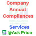 Consulting Firm Private Limited Company Annual Compliances