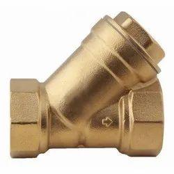 Brass Y Strainer