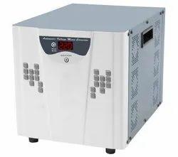 5 Kva Single Phase Mainline Voltage Stabilizer, Floor, 90 To 270 V
