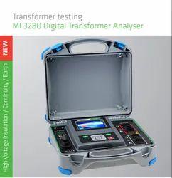 Metrel MI 3280 Digital Transformer Analyser