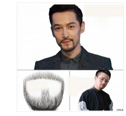 False Beard Mustache