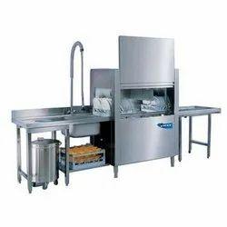 Rack Conveyor Dishwasher