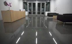 Coloured Concrete Floor, 5mm
