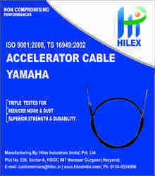 RAY B ACC Cable