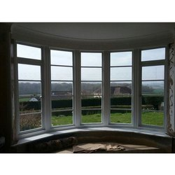 White Rectangular Aluminium Homelight Window