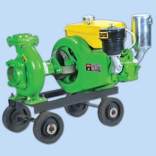 Kirloskar 5 Hp Diesel Engine Pumpset For Agricultural Rs 15000