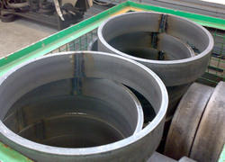 Fabricated Non Standard Rolled Flanges, Size: 20-30 inch