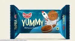 Milk Flavoured Sandwich Anmol Biscuits