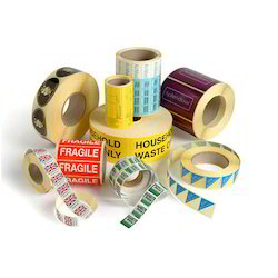 Self Adhesive Seal Labels
