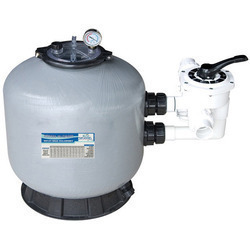 POOLTEC Side Mount Swimming Pool Sand Filter