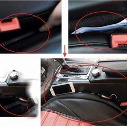 corebikerz Black Seat Gap Apertural Pad Leak Proof Stopper 2pcs/Set