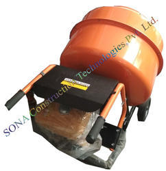 Mini Concrete Mixer 230Ltr. With Petrol Engine