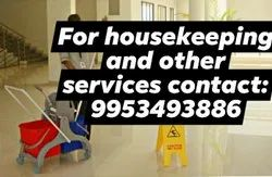 Monthly Manpower Service Housekeeping Services in Noida