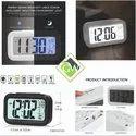 Smart Backlight Digital Alarm Clock 1019