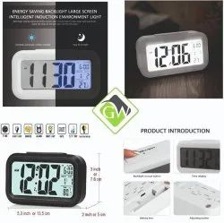 Smart Backlight Digital Alarm Clock 1019