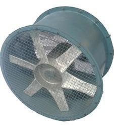 Man Cooler - Axial Flow Fan