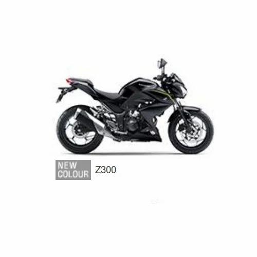 Kawasaki Motorcycle Model Z300 Kawasaki Heavy Industries Limited