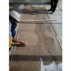 Offline Ac Concrete Roof WaterProofing Service, in delhi