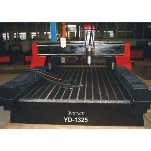 Banyan Acrylic And Metal Stone Cutting Cnc Router