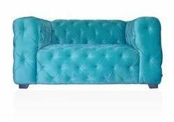 SSFISO 035 Wooden Sofa