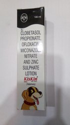 KisKin Dog Skin Lotion