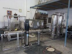Mineralized Water Plant