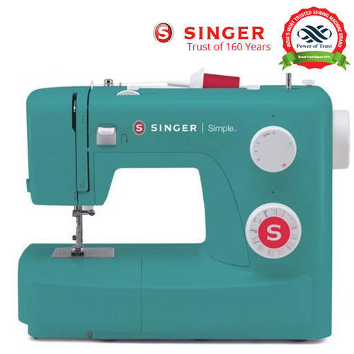Fm 40 Green Zig Zag Sewing Machine At Rs 40 Piece Zig Zag Stunning Singer Green Sewing Machine