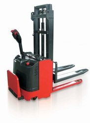 Fully Automatic Electric Hydraulic Stacker Forklift