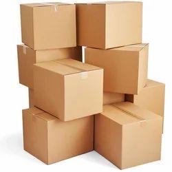 Brown Carton Box