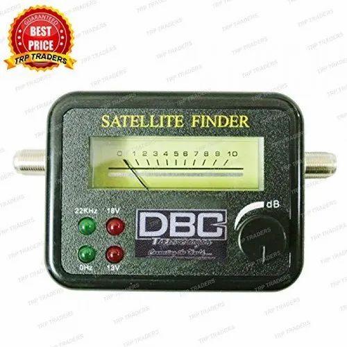 Dbc Satellite Signal Finder Db Meter For Full,hd Dish T v