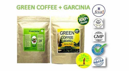 Garcinia Cambogia 60 Hca 200g With Green Coffee Bean Powder At Rs