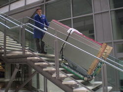 Escalera Usa Goods Load Staircase Climber
