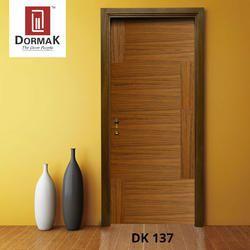 DK-137 Designer Wooden Veneer Door