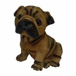 Antique Hutch Dog