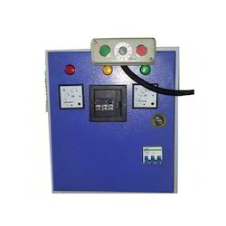 Motor Control Panel, 0.75 - 750