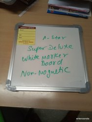White Board Non Magnetic