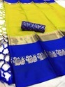 ANGI COTTON SILK SAREE