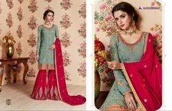 Aashirwad Nafiza Fancy Suit