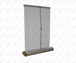 EXIBU Table Top Banner Stand