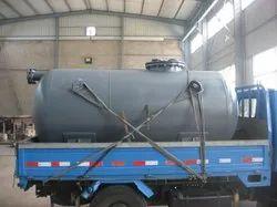 Bromine Storage Tank